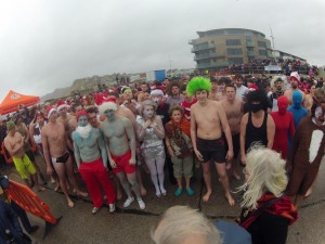 Boxing Day Swim 1