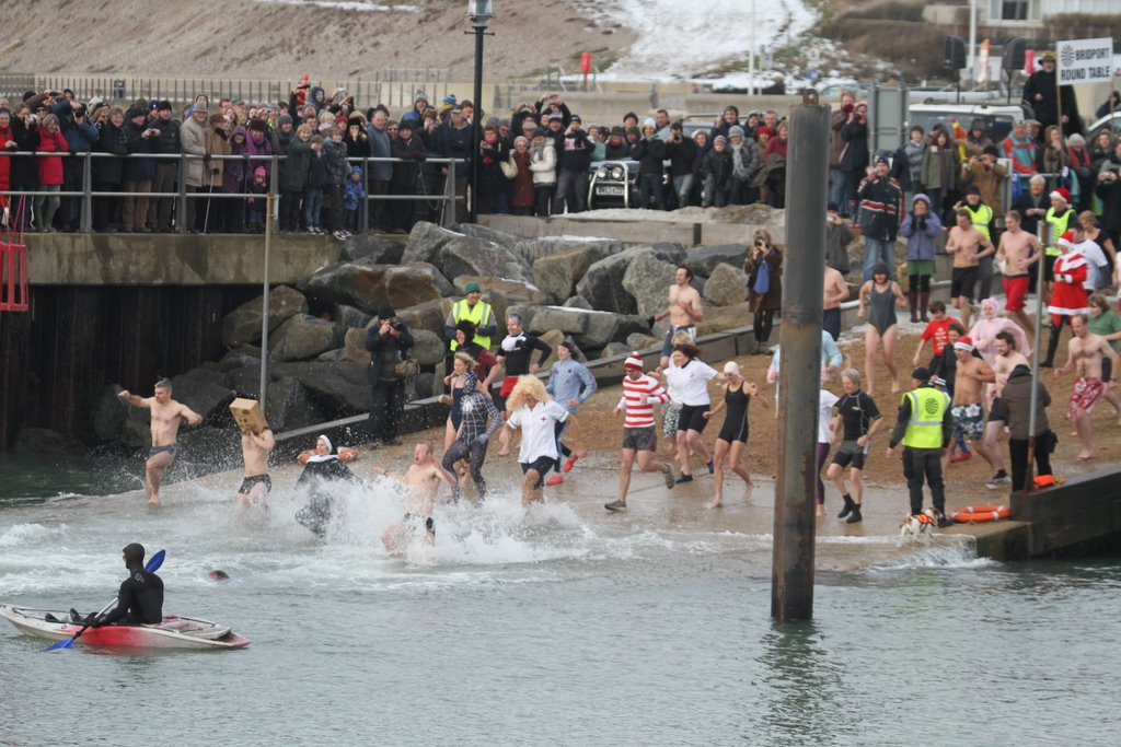 Boxing Day Swim 3