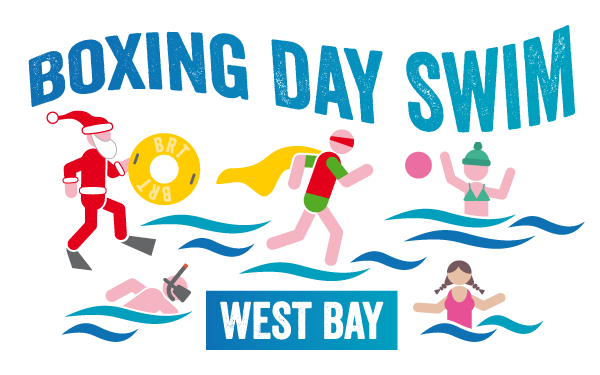 Boxing Day Swim 2014 – West Bay